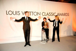 spectacle magique pour Louis Vuitton