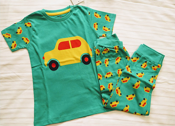 Car Kids Night Suit
