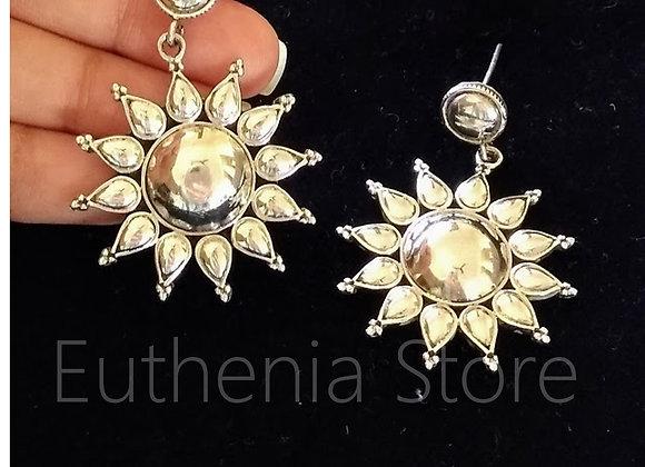 Designer 925 Silver Earrings