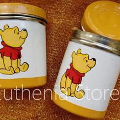 Pooh Design Enamelware