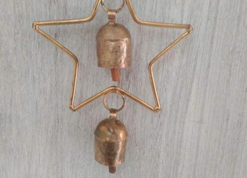 Star Copper Bell