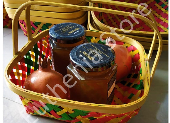 Bamboo Basket Medium