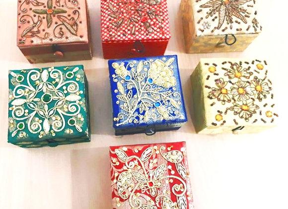 Zardozi 7 Boxes Pack