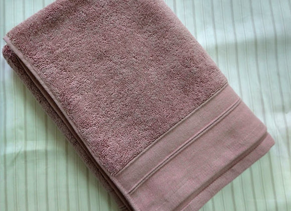Light Peach Bath Towel
