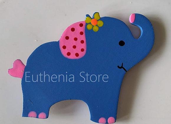 Baby Elephant Fridge Magnet