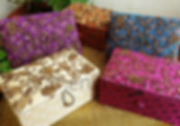6 x 4 inches watermarked zardosi boxes.j