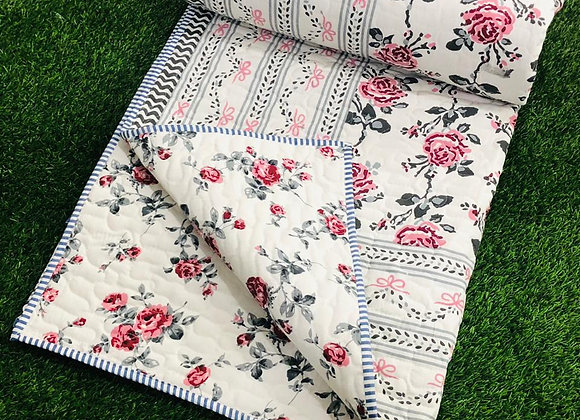 Cotton Double Bed Comforter