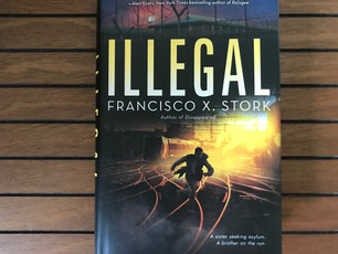 Illegal--The riveting story of two immigrants desperately seeking asylum from a Mexican cartel