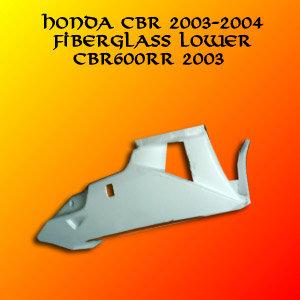 Honda CBR 600RR 03 04 Lower Fairing