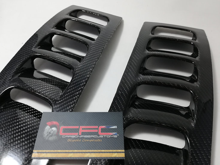 Carbon Fiber Fender Vents
