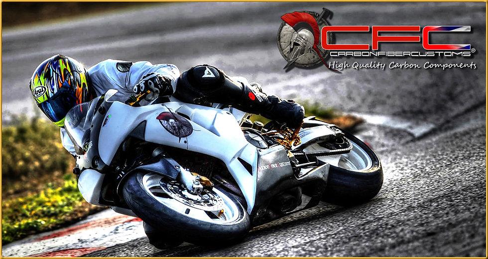 Honda CBR 600RR 03 04 Fiberglass Tail