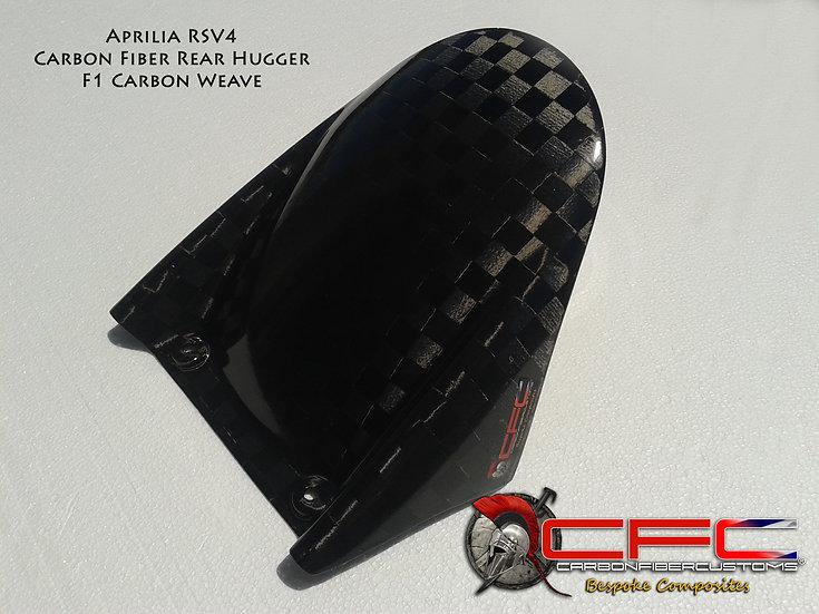 Aprilia RSV4 Carbon Fiber Rear Hugger