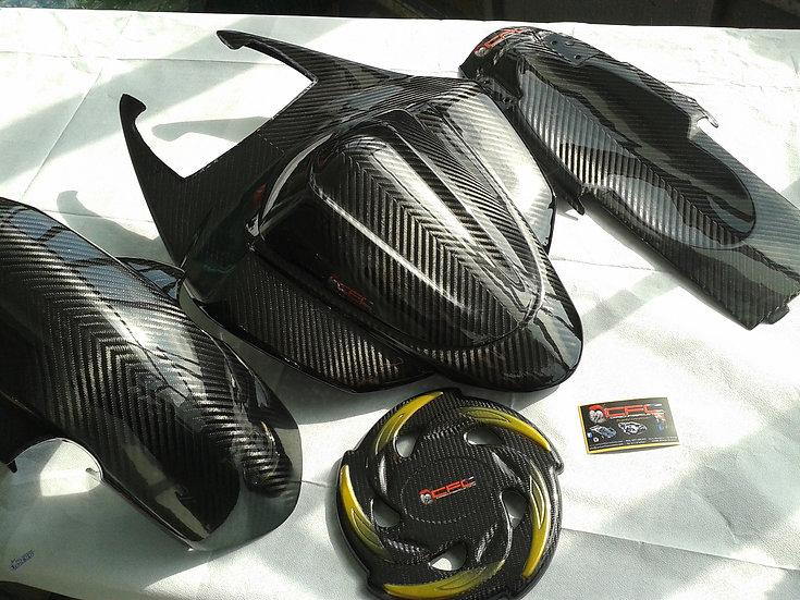 SUZUKI GSXR 1000 K5 K6  Tail