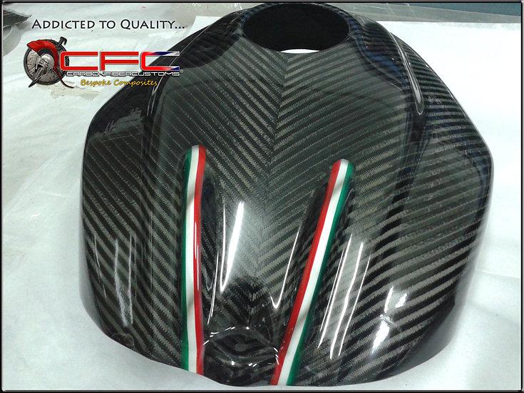 Aprilia RSV4 Carbon Fiber Tank Cover