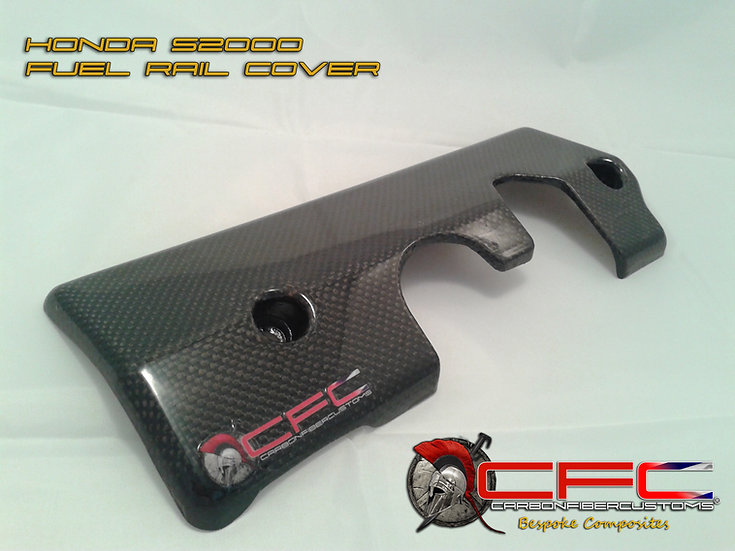 Honda S2000 AP1 Carbon Fiber Fuel Rail Cover