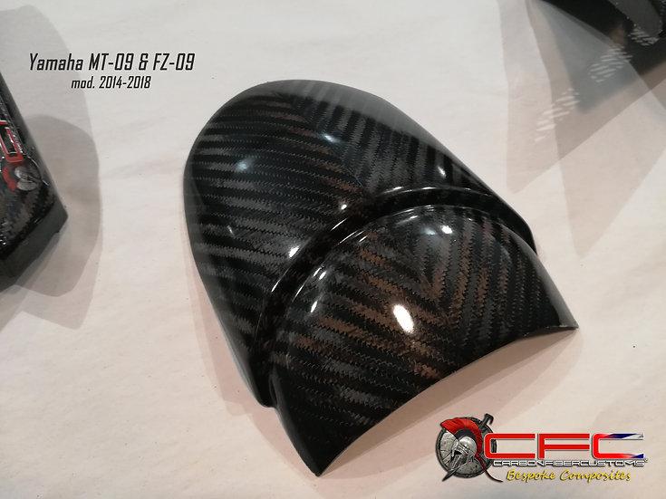 Yamaha MT-09 & FZ-09 Carbon Fiber Front Fender Extension