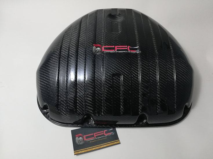 Suzuki GSXR 1000 K5 K6 Carbon Fiber Airbox Top Panel