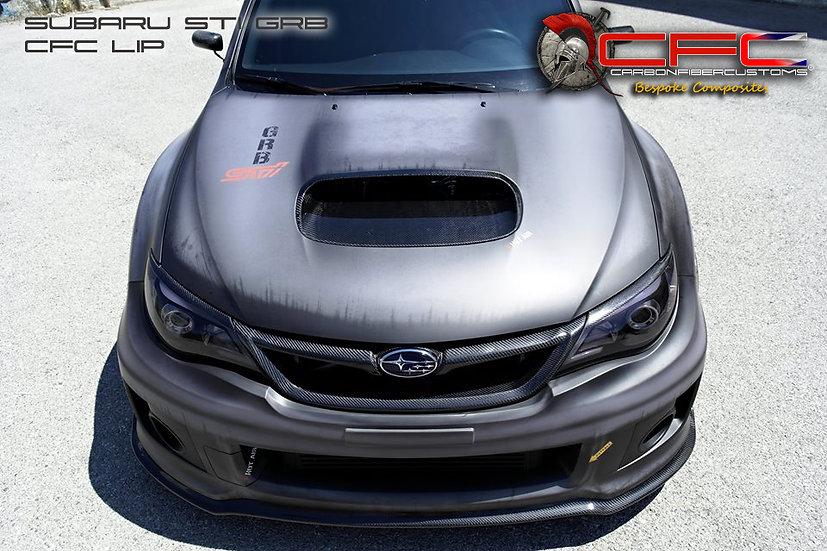 Subaru STi GRB Carbon Fiber Lip
