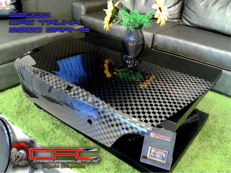 Honda S2000 AP1 & AP2 Carbon Fiber Trunk