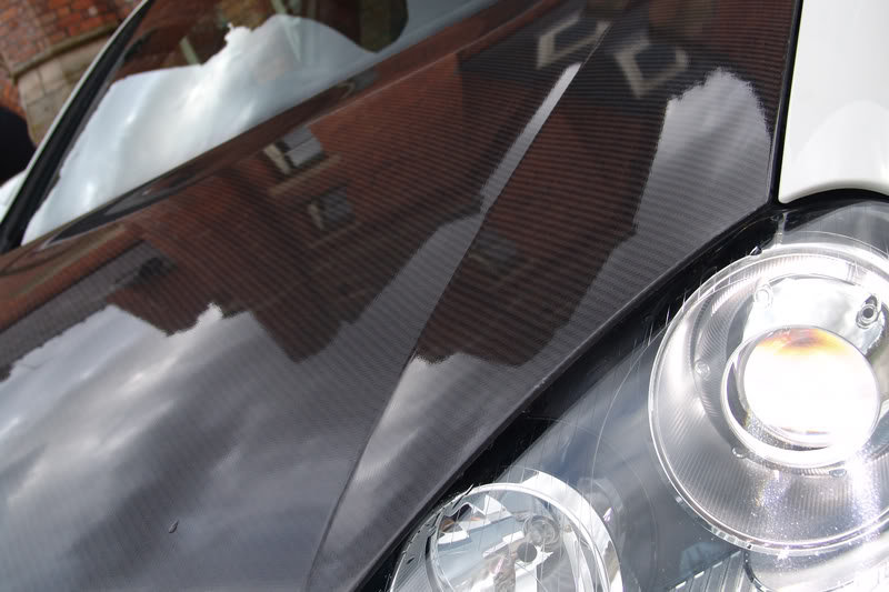 VW Golf MK5 Carbon Fiber Hood