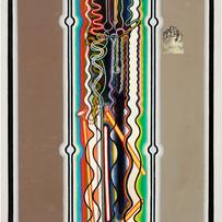 1969 Neon Work Glove