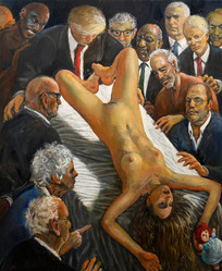 """Turning the Tables 50""""x41"""""""