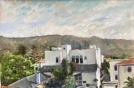 "Santa Barbara 8 5/8"" x 12 3/4"""