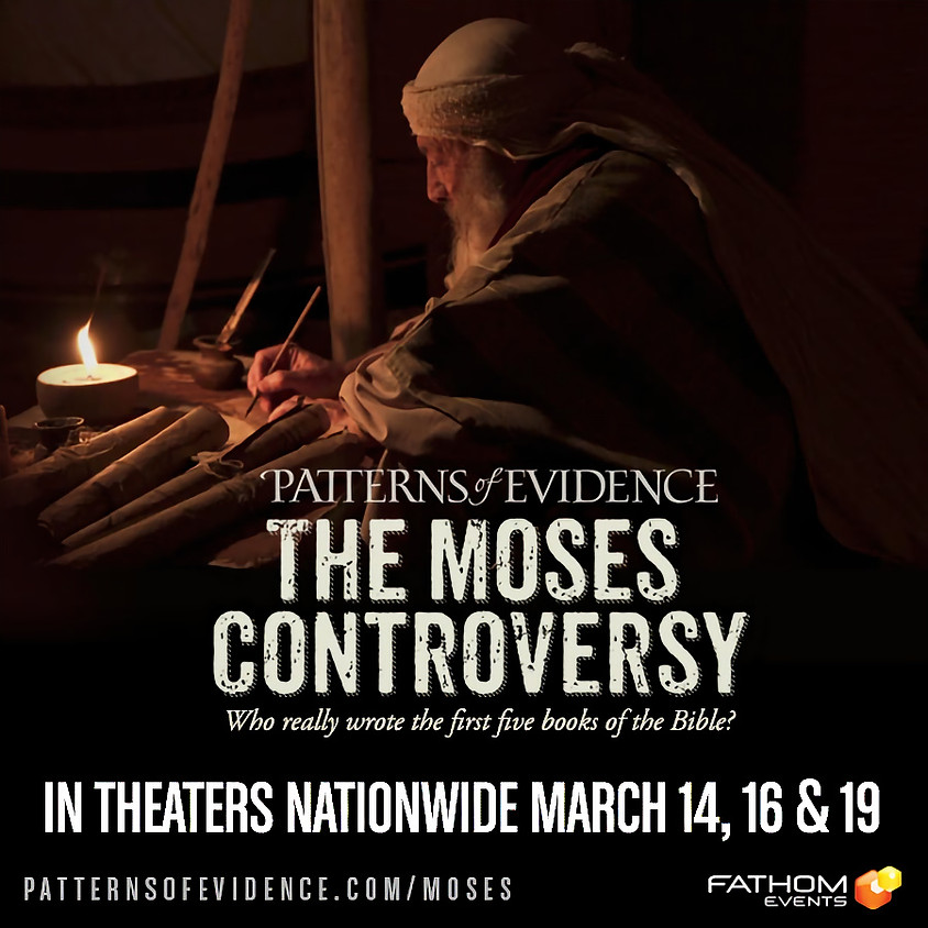 The Moses Controversy