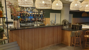 Atelier Media réalise un bel agencement pour un restaurant