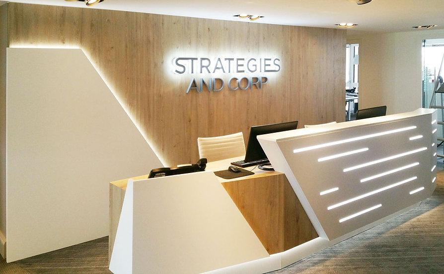 Accueil Stratégies & Corp.