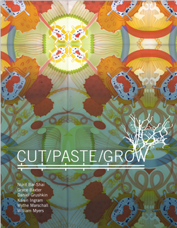 Cut Paste Grow book cover 2013