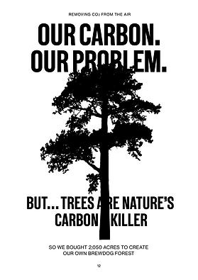 Our carbon. Our problem.