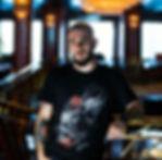 Jhon Gutti Male Tattoo Artist Outer Limits Tattoo Long Beach