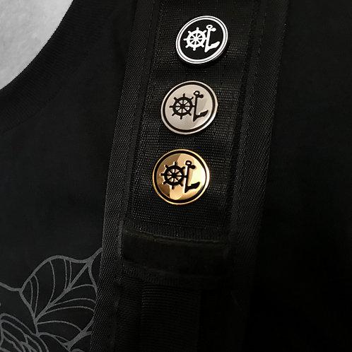 Logo Enamel Pin