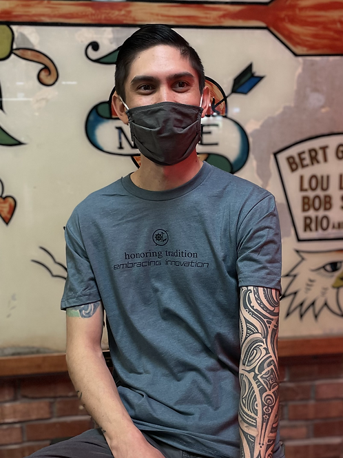 Evolution of the Tattoo Machine - T-Shirt