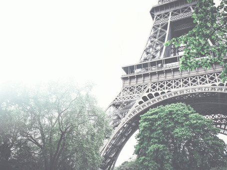 TRAVELING TO PARIS: EVERYTHING YOU NEED TO KNOW