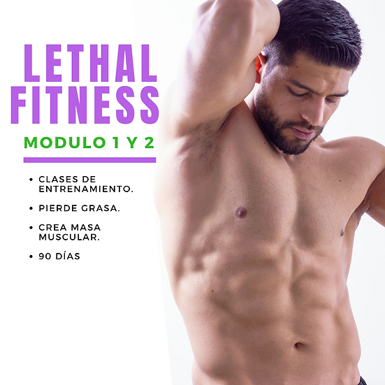 Lethal Fitness Modulo 1 y 2