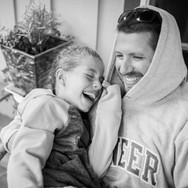 Daddy Daughter Candid moments | Morgan Hill, CA