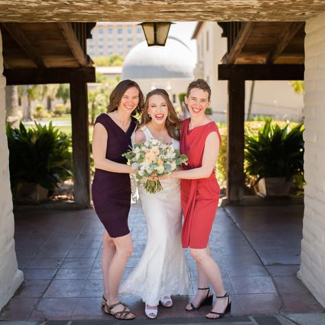 Santa Clara University Wedding   Santa Clara, CA