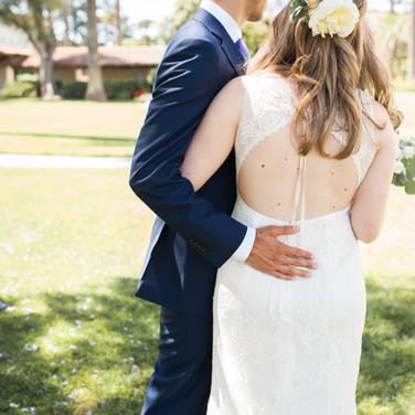 Bay Area Wedding, Santa Clara University