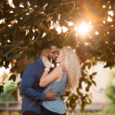 Sunset Kiss | Love | Shinn Park | Bay Area Photographer