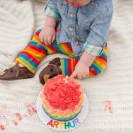 First Birthday   Cake Smash   Morgan Hill, CA