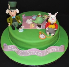 Mad Hatter & Rabbit.JPG