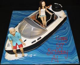 Speed Boat couple.JPG