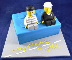 Lego Brick with Cop and Robber.JPG