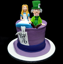 MAD HATTER'S HAT WITH FIGURES.JPG