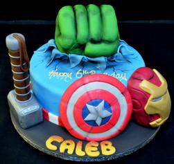 AVENGERS CAKE.JPG