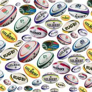 23 - Rugby Balls