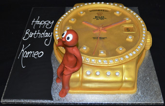 Morph on Gold Rolex.JPG