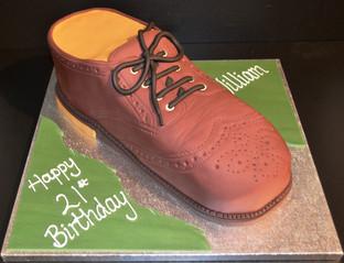 Old Brown Shoe.JPG